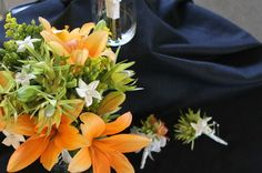 Edgewood Tahoe Wedding - Enchanted Florist