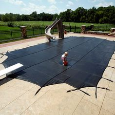 Yes This Is It 5 Best Pool Covers You Can Walk On Reviews Pool University This Is It
