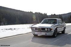 """BMW 3.0 CSL """"Batmobile"""" (by Brecht Decancq Automotive Photography)"""