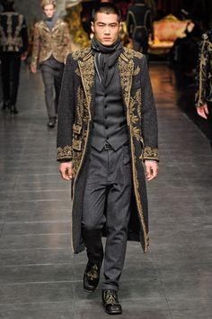 Dolce & Gabbana (Fall 2012)