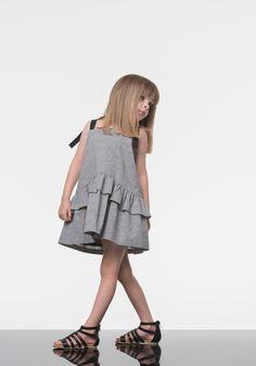 Dinui Kiera Slate Dress