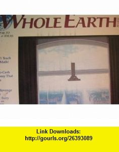 Whole Earth Review--Access to Tools and Ideas No. 55 Summer 1987 Various Contributors, Mary Catherine Bateson ,   ,  , ASIN: B002GWINPE , tutorials , pdf , ebook , torrent , downloads , rapidshare , filesonic , hotfile , megaupload , fileserve