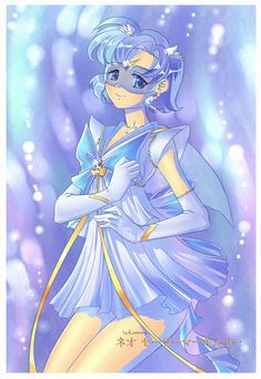Neo Sailor Mercury by kaminary-san.deviantart.com