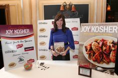 The Joy of Kosher cookbook launch party