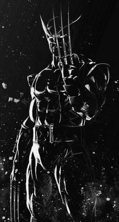 Marvel Wolverine, Logan Wolverine, Marvel Dc Comics, Marvel Heroes, Marvel Avengers, Wolverine Cartoon, Man Wallpaper, Marvel Wallpaper, Comics Anime