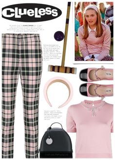 Cher Horowitz 💕 Outfit   ShopLook Cher Clueless Outfit, Clueless Fashion, Fashion Tv, Clueless Style, Mode Outfits, Chic Outfits, Fashion Outfits, 1990 Style, 90s Inspired Outfits