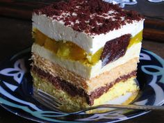 Aga, Confectionery, Tiramisu, Delicious Desserts, Sandwiches, Food And Drink, Cooking Recipes, Sweets, Bread