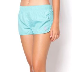 Short ILICO Fitness Verde Mujer