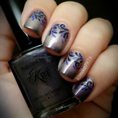 """Nostalgia"" from @Katherine a beautiful thermal polish. I wish my - kimiko7878 @ Instagram Web Interface - 5th village"