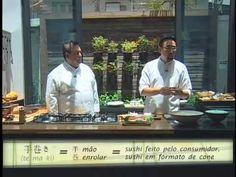 Jun Sakamoto ensina como fazer Temaki Tradicional | GourmetSan