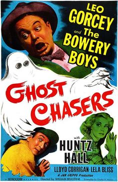 Ghost Chasers - 1951 - Movie Poster