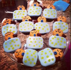 Cupcakes for a boy baby shower! Baby Boy Cupcakes, Cupcakes For Boys, Diy Projects To Try, Baby Boy Shower, Shower Ideas, Amy, Muffins, Party Ideas, Desserts