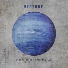 Neptune is kind of the best planet ever.
