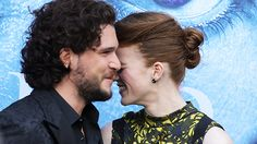 Kit Harington & Rose Leslie Are The Picture-Perfect Couple At 'Game Of Thrones' Premiere https://tmbw.news/kit-harington-rose-leslie-are-the-picture-perfect-couple-at-game-of-thrones-premiere  Kit Harington and Rose Leslie are too cute! The hot 'Game of Thrones' couple walked the blue carpet together at the 'GoT' season 7 premiere on July 12, and they looked so happy and in love!Jon Snow and Ygritte forever! Kit Harington, 31, and Rose Leslie, 30, are literally the most beautiful couple…