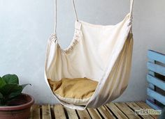 Diy Fabric hammock chair