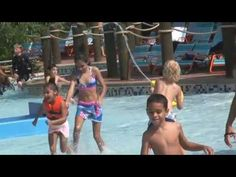 Aquatica Water Park Opening Day - SeaWorld Orlando 2008 VIDEO