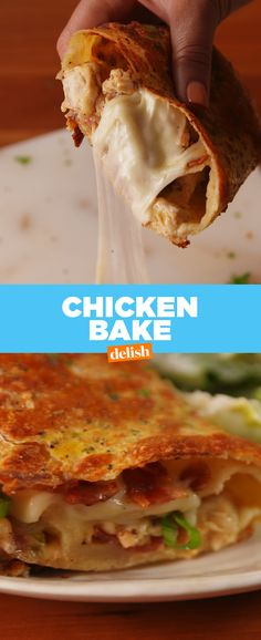 If you love Costco's Chicken Bake, you'll be obsessed with this one. Get the recipe from Delish.com.