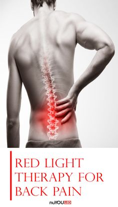 One of the most exciting treatments available these days is red light therapy for back pain relief. Back pain is a broad concept and is usually a symptom of a more serious underlying condition. If you're considering a safe, non-invasive, and non-pharmaceutical management for back pain, red light therapy is the answer. A 2016 study concluded that it's more effective to combine red light therapy with passive stretching exercises to reduce spinal back pain compared to placebo treatments.