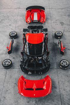 Two One-Off Ferrari Special Project Cars to Race at the Goodwood Hill Climb Ferrari 488, New Ferrari, Lamborghini Aventador, Rolls Royce, Supercars, Ferrari World, First Off, Ford, Roll Cage