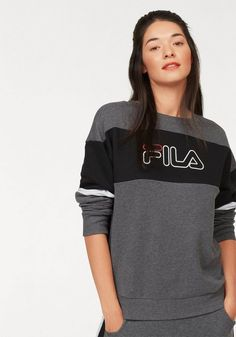 Fila Tiddly Crew Sweat from Fila on 21 Buttons