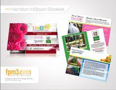 FPM3 Brochures & Booklets - Hamilton InBloom Booklet