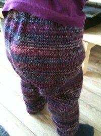 I Knit Therefore I Am: Legging longies