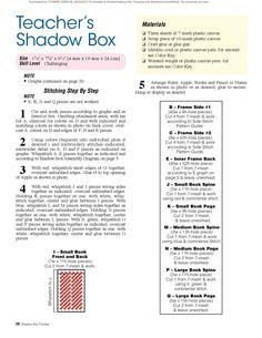 Shadow Box Frames Pg.18
