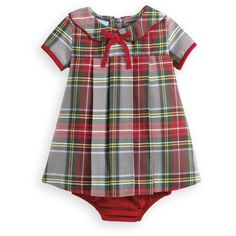 A sweet bow and festive plaid make our favorite bloomer set truly unique. Available in Kingston Plaid. Sizes *bella bliss® uses the finest cottons available. Fabric Covered Button, Covered Buttons, Preppy Style, Timeless Design, Soft Fabrics, Vintage Inspired, Rompers, Plaid, Style Inspiration