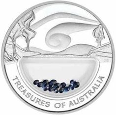 Treasures of Australia Sapphires 1oz Silver Proof Locket Coin http://www.perthmint.com.au/catalogue/treasures-of-australia-sapphires-1oz-silver-proof-locket-coin.aspx