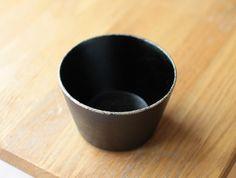 urushi cup  by fujii works