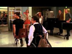 """GLEE - Full Performance of """"Sexy And I Know It"""" airing TUE 2/7 - YouTube"""