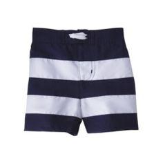 little swimming trunks for little man this summer