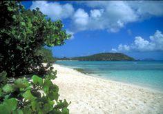 Hawksnest Beach, St. John, U.S. Virgin Islands