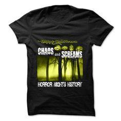 Halloween horror nights history - #couple gift #gift exchange. CLICK HERE => https://www.sunfrog.com/Holidays/Halloween-horror-nights-history.html?68278