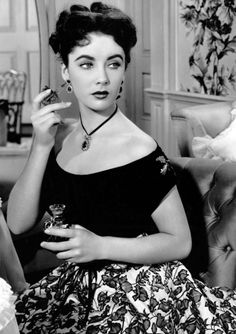 Sixteen-year-old Elizabeth Taylor in A Date with Judy (1948)