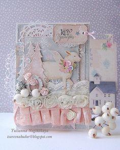 Tilda NY card - Scrapbook.com