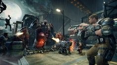 Gears of War 4: Horde Mode 3.0 Details Revealed - IGN News Xbox and The Coalition have revealed new details about the upcoming Gears of War 4 Horde Mode 3.0. September 02 2016 at 12:16AM  https://www.youtube.com/user/ScottDogGaming