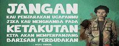 Wiji Thukul: Puisi Revolusi Peringatan - http://www.malaysiastylo.com/137518/wiji-thukul-puisi-revolusi-peringatan/