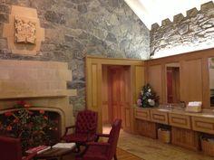 Prettiest bathroom - glenfiddich distillery!