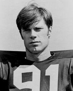 1973 NFL Draft - Paul Seymour (OT) - Round 1: Pick 7