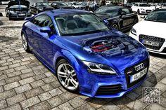 Audi TT 8J HDR