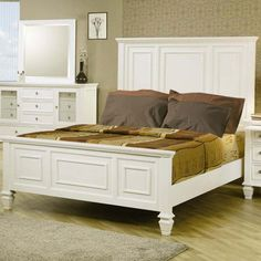 Wildon Home ® Glenmore Panel Bed
