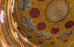 monuments de Barcelone - Teatre liceu