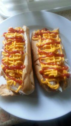 Hot Dog Buns, Hot Dogs, Bread, Ethnic Recipes, Food, Breads, Baking, Meals, Yemek