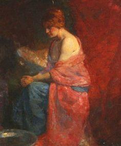 Modern Art - Johannes Grenness (Norwegian, 1875-1963) ~ Blog of an Art Admirer