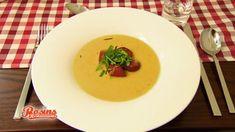 Ein modernes Suppengericht von Frank Rosin, das auf der Zunge zergeht. So einfach geht's!