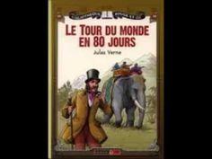 [Le Tour Du Monde] En 80 Jours Jules Verne [Livre Audio Libre Francais]