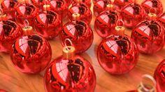 Esferas Navideñas Blender 2.61 + Cycles!
