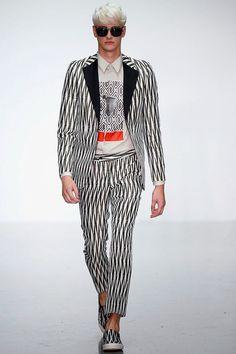 #Menswear #Trends A Sauvage Fall Winter 2014 2015 Otoño Invierno #Tendencias #Moda Hombre