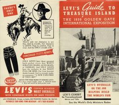 Throwback Thursday: Meet Me At The Fair Vintage Labels, Vintage Ads, Champion Wear, Vintage Western Wear, Poster Ads, Levi Strauss & Co, Vintage Outfits, Vintage Clothing, Throwback Thursday